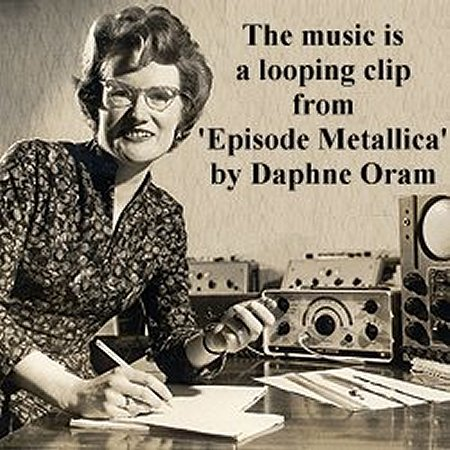 Daphne Oram of The BBC Radiophonic Workshop